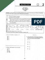 2009 Psat Math