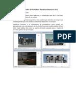 Revit Architecture 2013 Novidades
