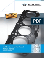 MLS Gasket Analysis