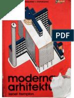 Moderna Arhitektura - Kenet Frempton _ Orion Art 2004
