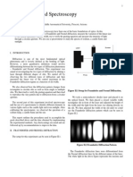 Report DiffractionSpectroscopy