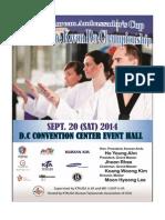 2014-09-20 KORUS TKD Program_booklet (1)