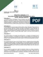 Pca Dirigida No 2. Inv. Operativa 1 Sol. Metodo Grafico 2014.2
