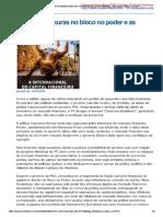 Teixeira 2014 - Bloco No Poder e Eleições