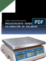 Unidad 2 - Calibracion de Instrumentos