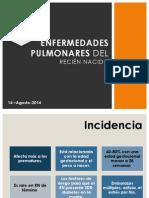 Enfermedades pulmonares del recién nacido.pptx