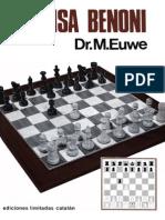 Defensa Benoni - M. Euwe