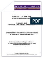 Mudras Book