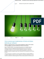 Cinco Razones Para Implementar El Centro de Datos Definido Por Software _ Diario TI