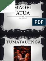 maori atua