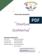 PROYECTO ESCUELA SOLIDARIA Y RECICLAJE.pdf