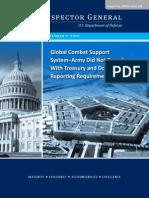 IG GCSS Report
