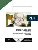 Cuadernillo Óscar Acosta-2014