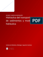 Hidraulica Transporte Sedimentos Modelacion