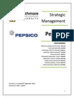 Strategic Mangaement PepsiCo (1)