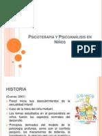 Psicoterapia y Psicoanc3a1lisis en Nic3b1os