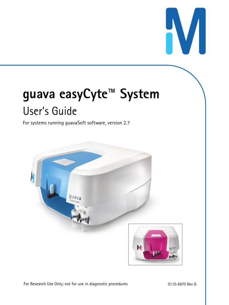 guava easycyte system user s guide cytotoxicity apoptosis rh scribd com