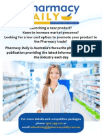 Pharmacy Daily for Fri 19 Sep 2014 - STIs on the rise, Soliris gets PBS listing, 30 pharmacies win, ED for emergency, and much more