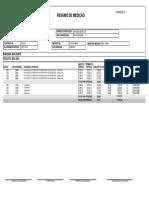 Medição Emflors 01610 01 M009