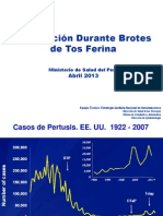 1 - Jorge Uchuya - Vac en Brotes Pertusis 2013 R.ppt