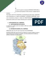 Proyecto de Mercados (Interior Furniture)