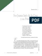 Sor Juana Inés de La Cruz y Su Primero Sueño