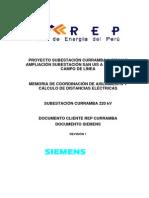 Coordinacion de Aislamiento y Calculo de distancias.pdf