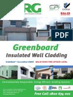 NRG Greenboard Spec Booklet V7 2013_0