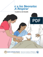 Cuaderno de Estudio Ayud a Respirara Al Bebe