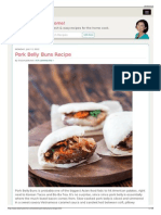 Pork Belly Buns Recipe - Steamy Kitchen Recipes