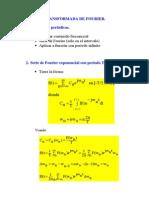 7 Transformada Fourier