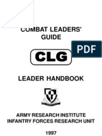 Combat Leaders Guide (Leader Handbook 1997)