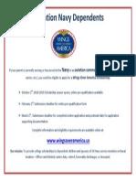 2014 WOASF HS Informational Flyer