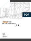 Momus Design Cnc Router Manual Version 2.1