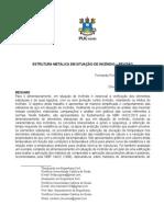 Estrutura Metálica Em Situação de Incêndio – Revisão