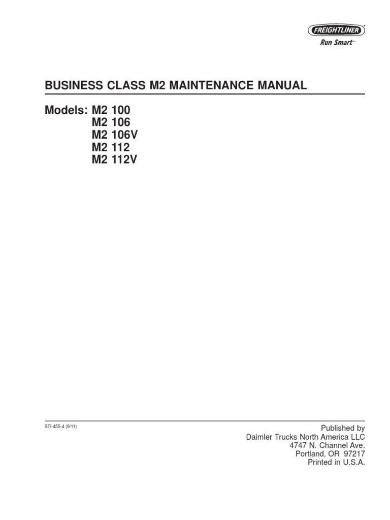 freightliner wiring diagrams 2 electrical wiring switch freightliner business class m2 maintenance manual
