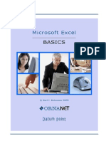 Excel Basic TOC