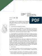 Fiscalia Archiva Caso Julio Gago