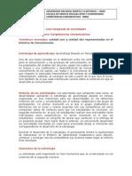 Guia Integrada de Actividades 2014-2