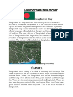 Bangladesh Information Report