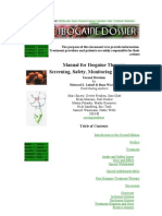 Ibogaine Treatment Manual - By Howard Lotsof and Boaz Wachtel