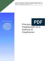 Issai-400-S-new Principios Fundamentales de La Auditoría de Cumplimiento