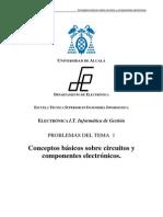 Conceptos Básicos Sobre Circuitos y Componentes Electronicos.