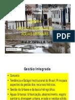 Capitulo 4 Gestao Integrada de Aguas Urbanas