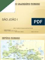 Santos Do Calendário Romano
