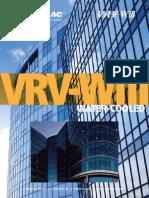 Vrv-wiii - Brochure - Pcvwuse11-02c - Daikin Ac