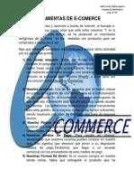 Heramientas de E-comerce