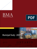 2007 BMA Report - Thunder Bay