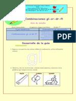 Combinaciones Gl Cr Dr Fl