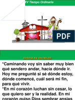 xxvtiempoordinariocicloc-130918102223-phpapp02
